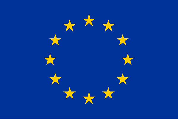 EU Flag 4C Colour