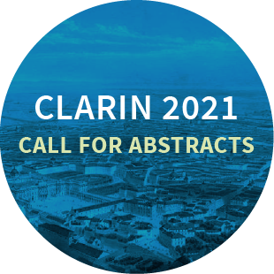 CLARIN 2021 Call for Abstracts