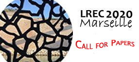 LREC 2020 Call for Papers